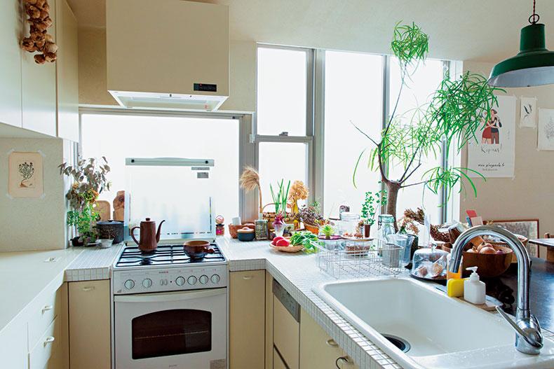 鈴木 純子さんのキッチン