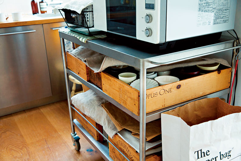 滝沢 緑さんのキッチン