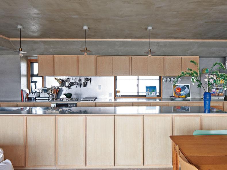 黒田 慶子さんのキッチン