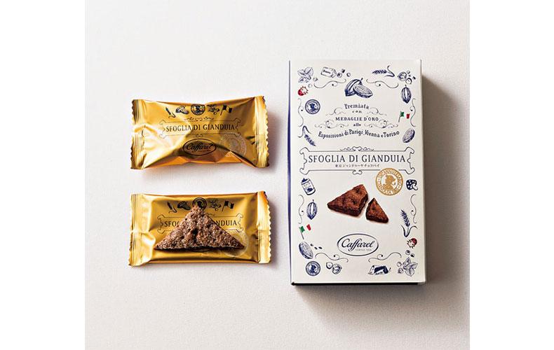 【6】カファレル「東京ジャンドゥーヤチョコパイ」