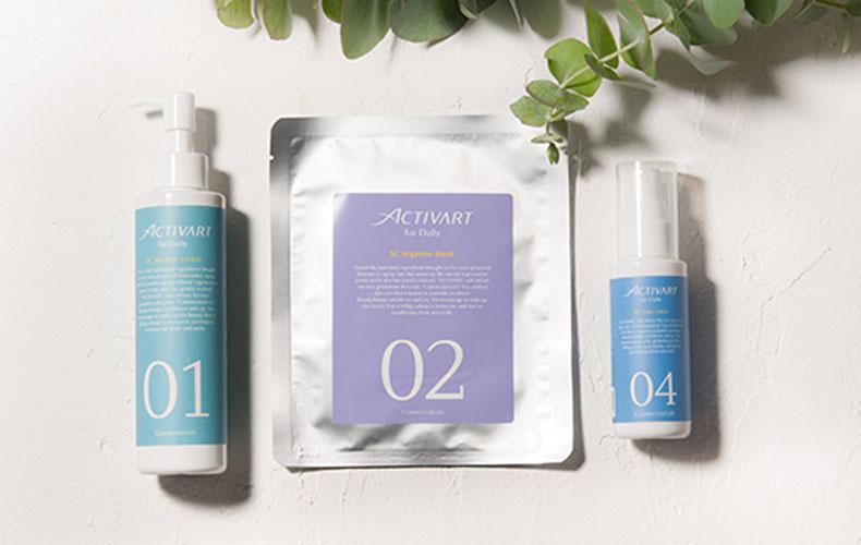 【4】ターンオーバーを促す化粧水