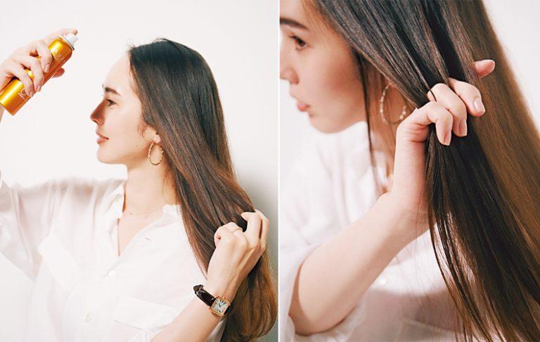 髪と頭皮のUVケア方法