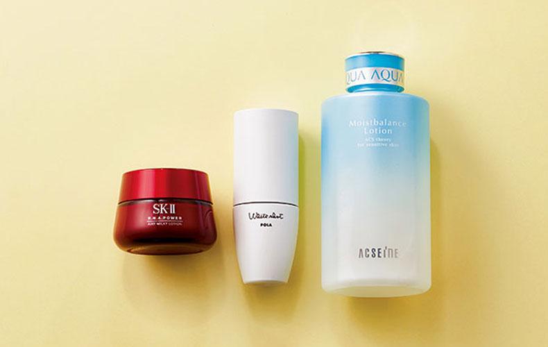■朝のスキンケアにおすすめの化粧水
