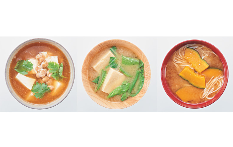 豆腐のハイブリット味噌汁