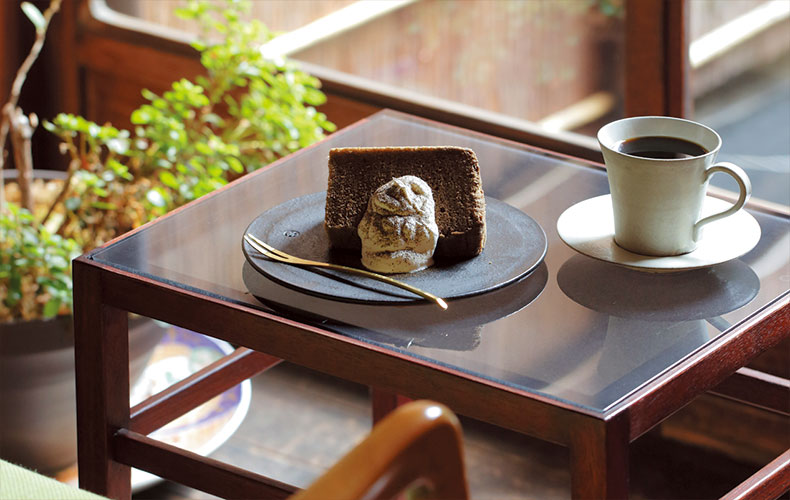 【4】村上開新堂のケーキ