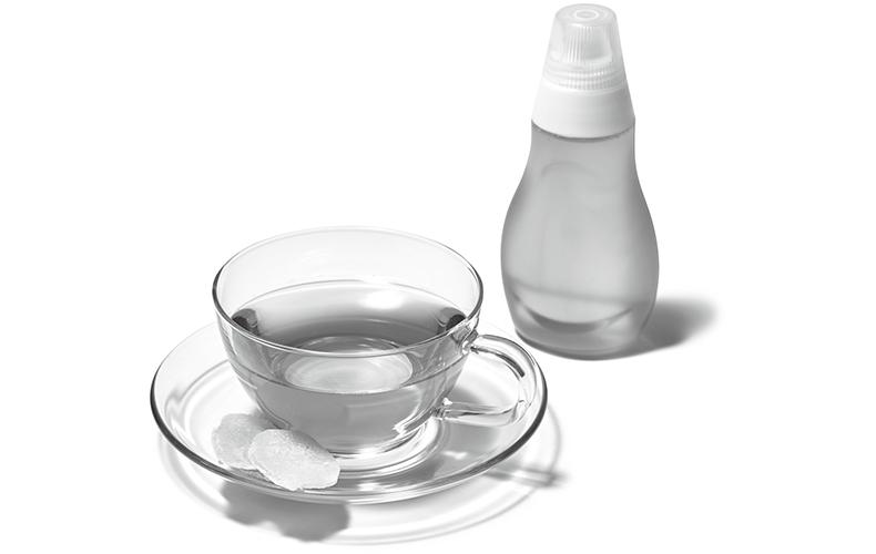 紅茶に入れる