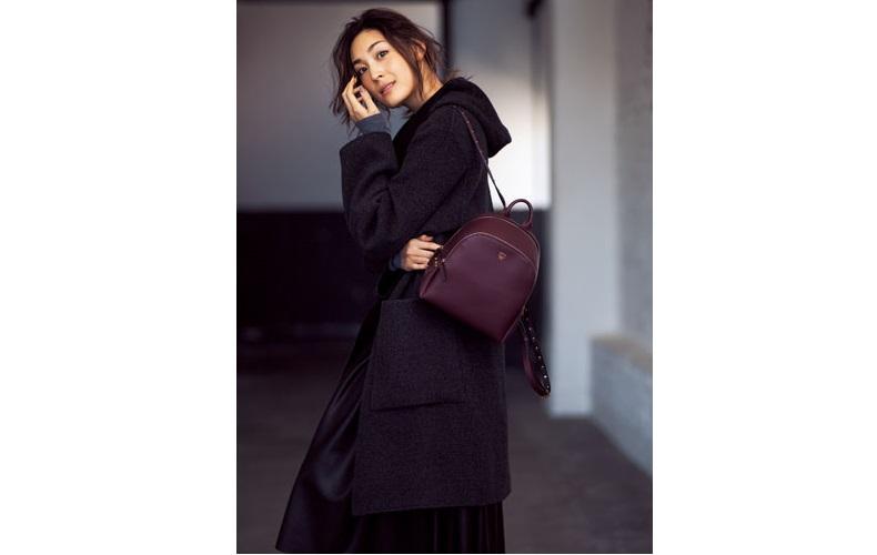 「 程ゆるコート」をきれいに着る8つの方法