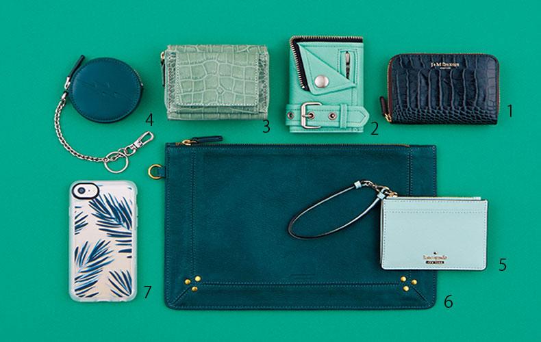 【4】コミュ力アップ!?グリーンの財布