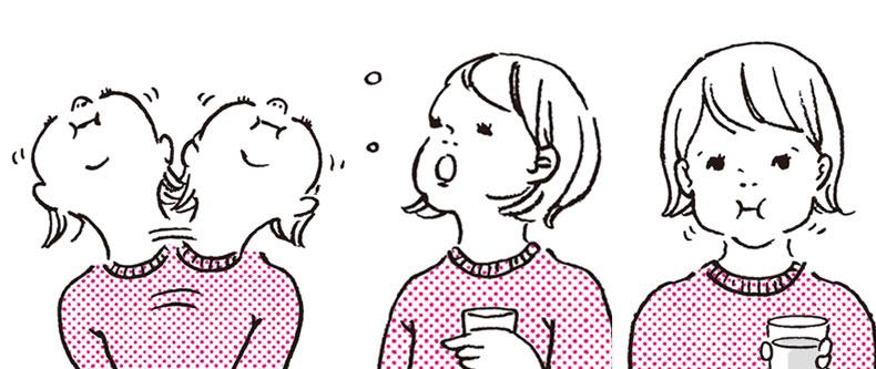 【2】風邪予防の正しいうがい