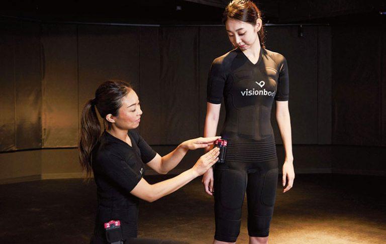 電気で痩せる「EMSトレーニング」