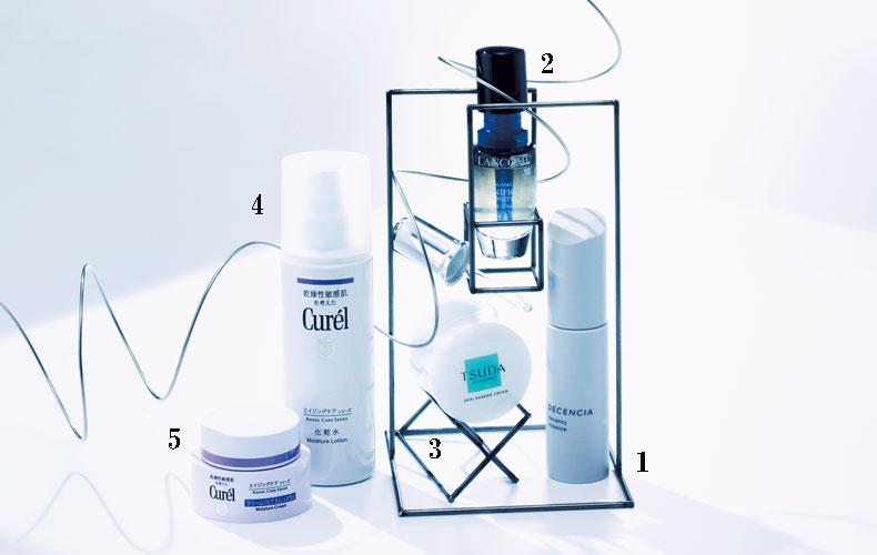 キュレル|エイジングケアシリーズ化粧水