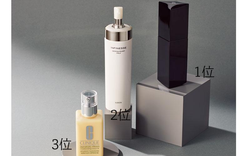 【3】乳液 ランキングベスト3