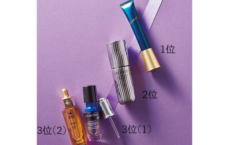 【2】美容プロが選ぶ美容液 ベスト4