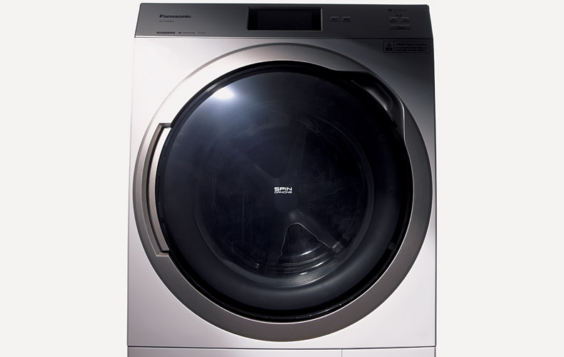 【3】ドラム式洗濯乾燥機