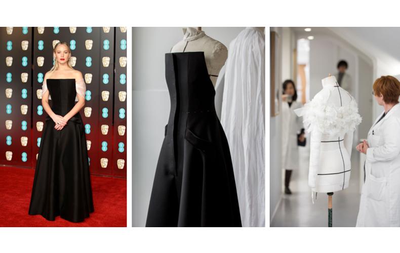 どうしてセレブたちはディオールのブラックドレスを纏うのか?
