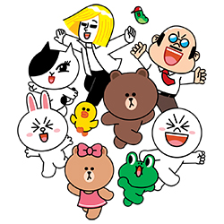 LINE FRIENDS 占い