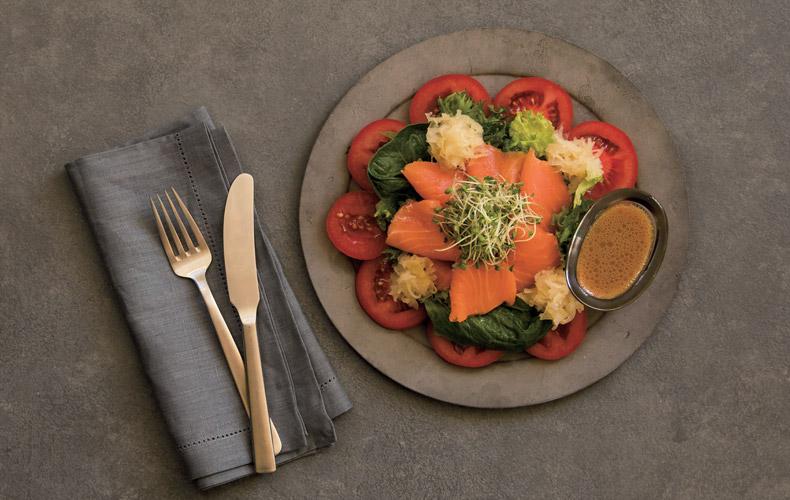 低脂肪のタンパク質を食べる