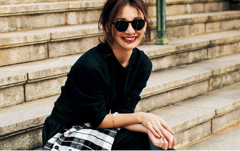 30代・40代レディース向け黒ロングスカートコーデを大特集!黒ロングスカートをレディに着こなす春夏秋冬の季節別コーディネートを一挙ご紹介します。