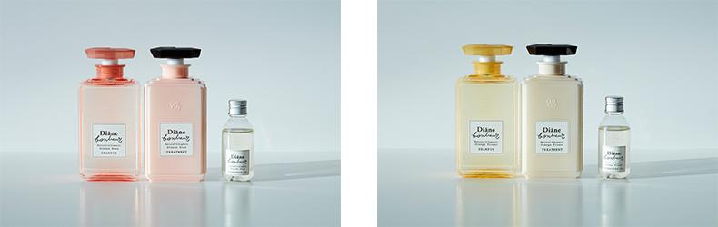 【2】良い香りで大人の女子力を高めるシャンプー