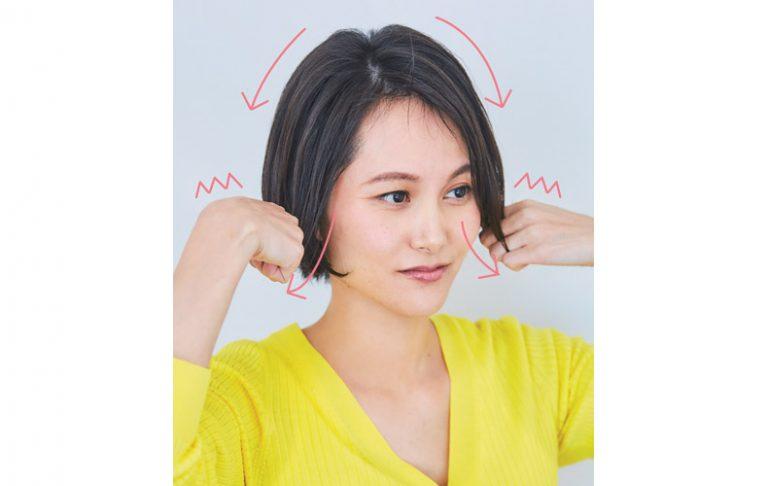ナチュラルなハネ感を作るヘアワックス
