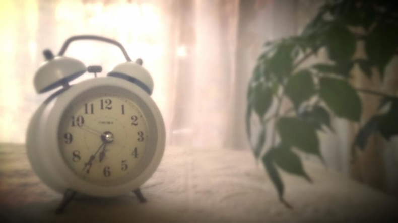 【1】やせる睡眠時間