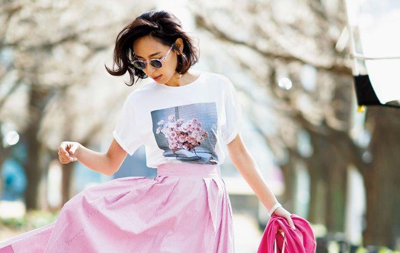 夏 かっこいい ファッション レディース