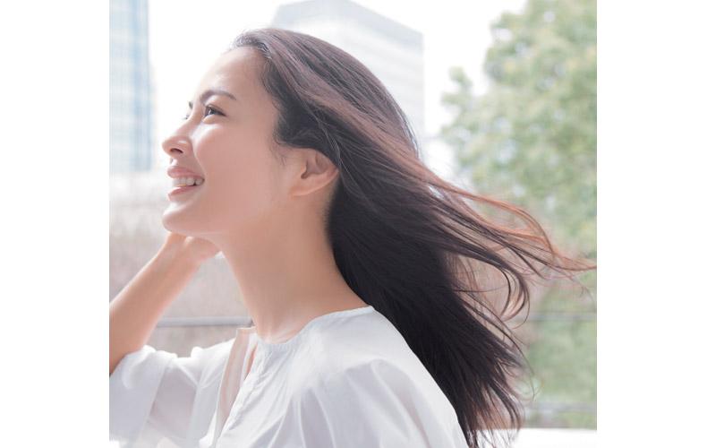 湿気を帯びた髪は変形しやすい