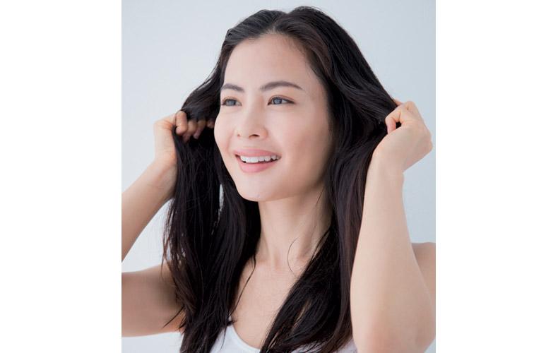 トリートメント方法を見直して髪質改善
