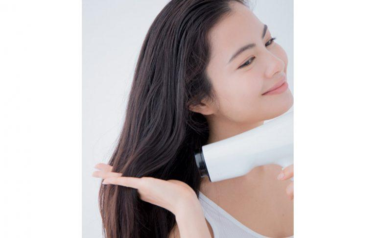 ■サラサラ髪をつくるドライヤーの乾かし方