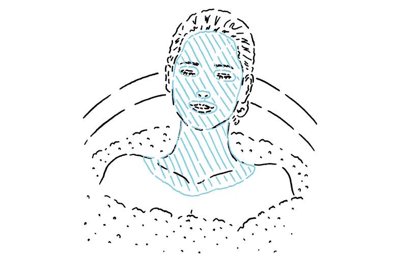 【1】もりたじゅんこ さんの週末エステ級美肌ケア