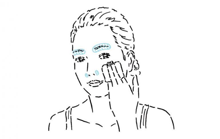 週に2回の角質ケアで角栓になるのを防ぐ