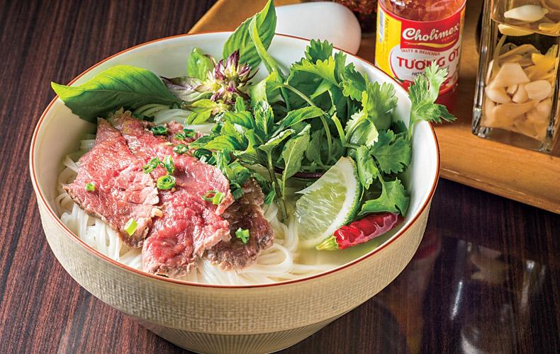 ヘルシーなベトナム料理Sugahara Pho