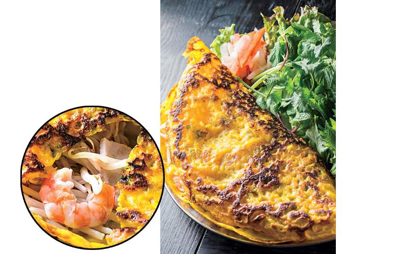 独自素材を合わせたベトナム料理yoyonam