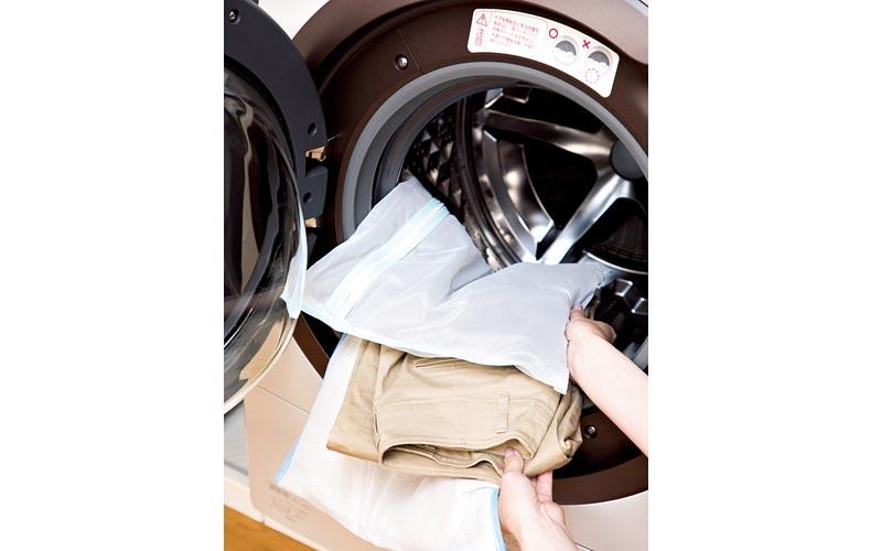 【2】洗濯機の設定