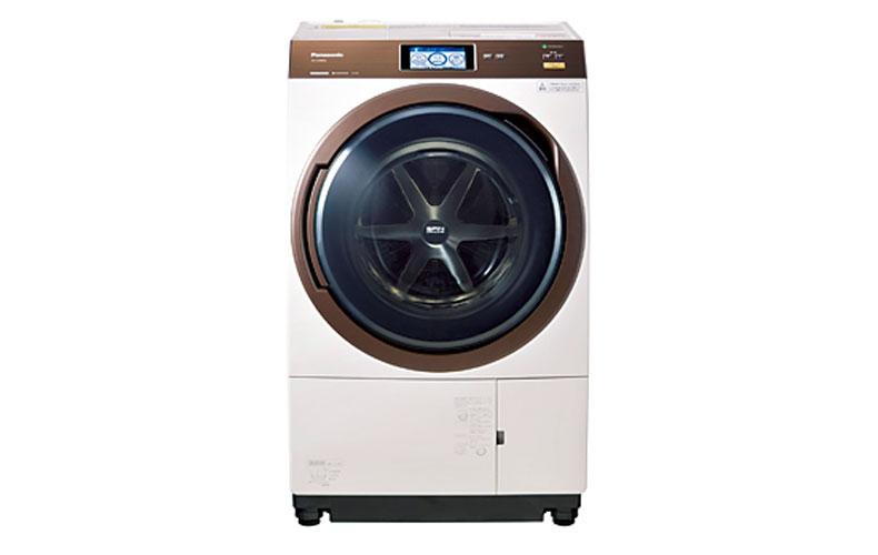 【1】ななめドラム洗濯乾燥機