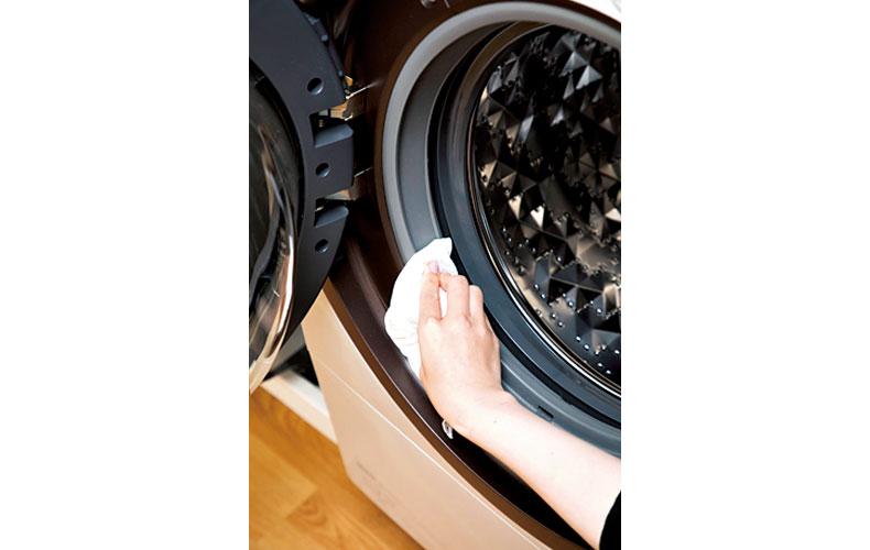 【3】洗濯機のお手入れ