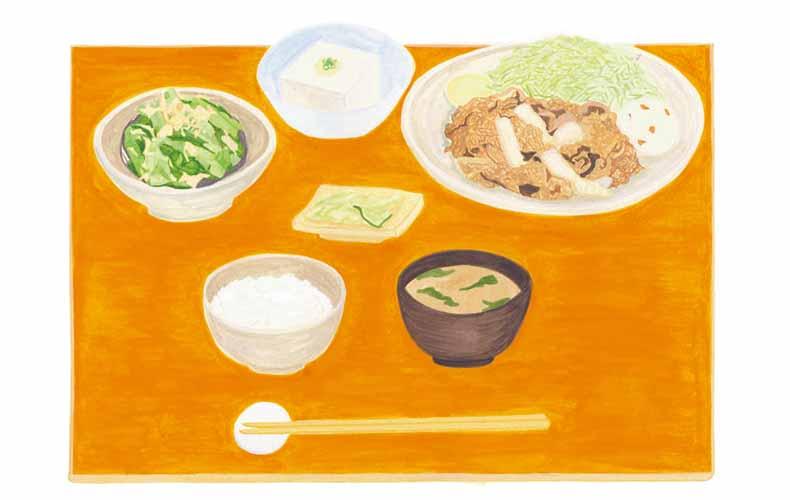 【3】正しい昼ごはんの食べ方
