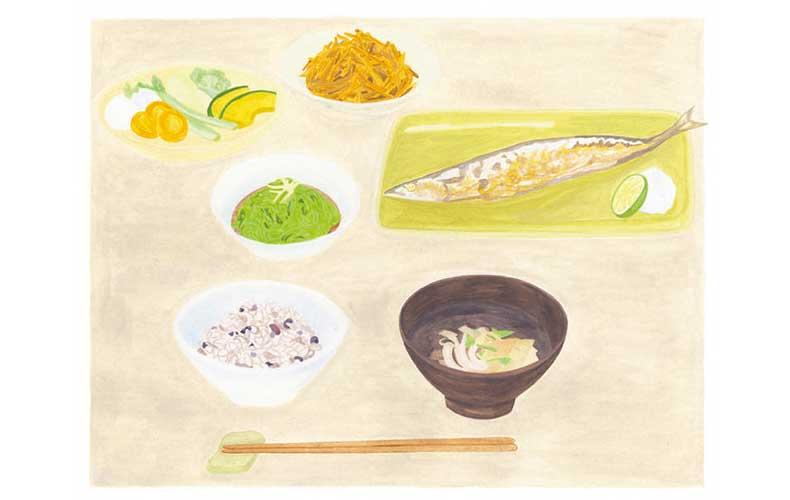 【4】正しい夜ごはんの食べ方