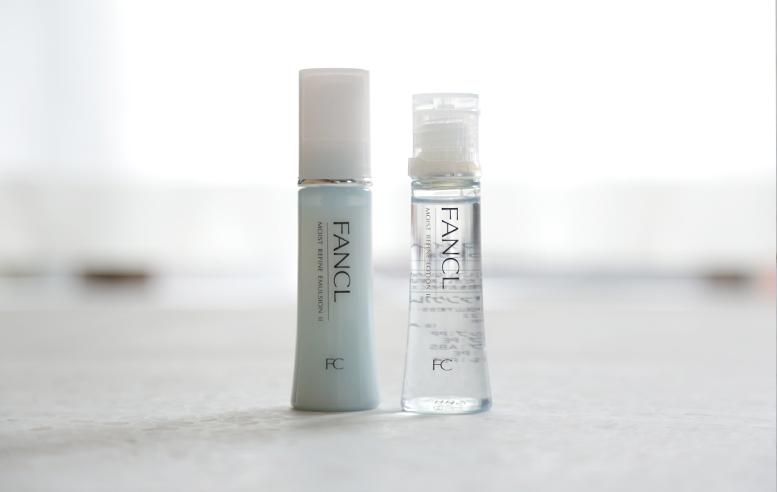 【1】ファンケル 化粧水・乳液