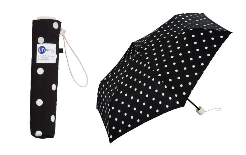 アンヌレラの折りたたみ傘