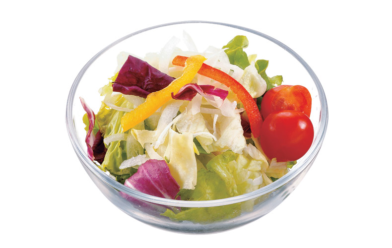 食物繊維が豊富な食材から食べる