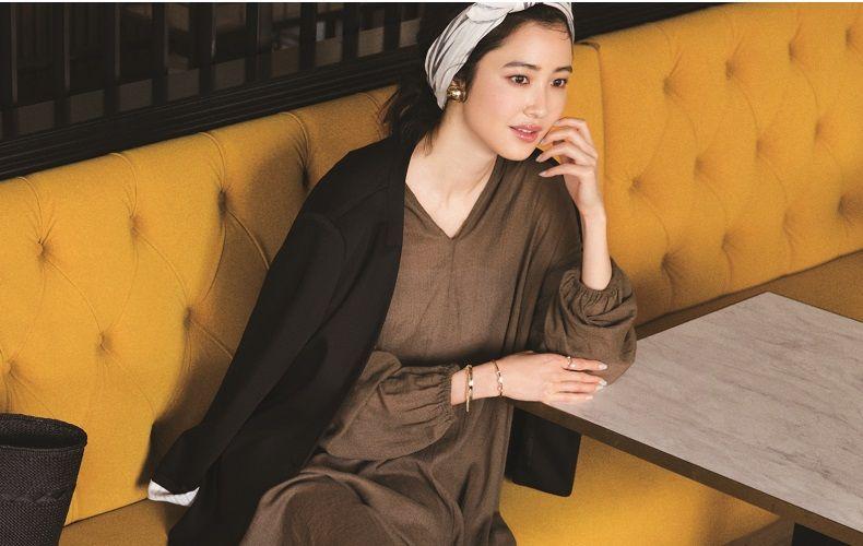 気温16度の服装20選 2018 30代40代女性ファッション domani