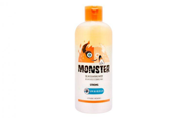 ■エチュードハウス Monster Oil in Cleansing Water