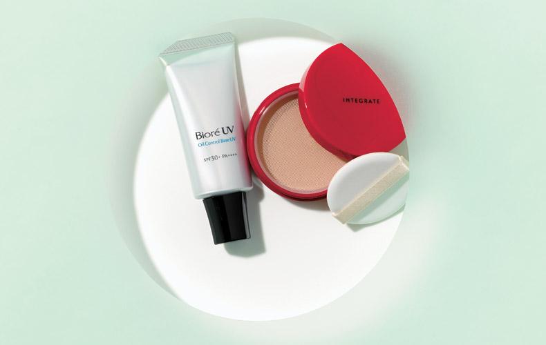 ビオレUV|SPF50+の化粧下地UV 皮脂テカリ防止タイプ