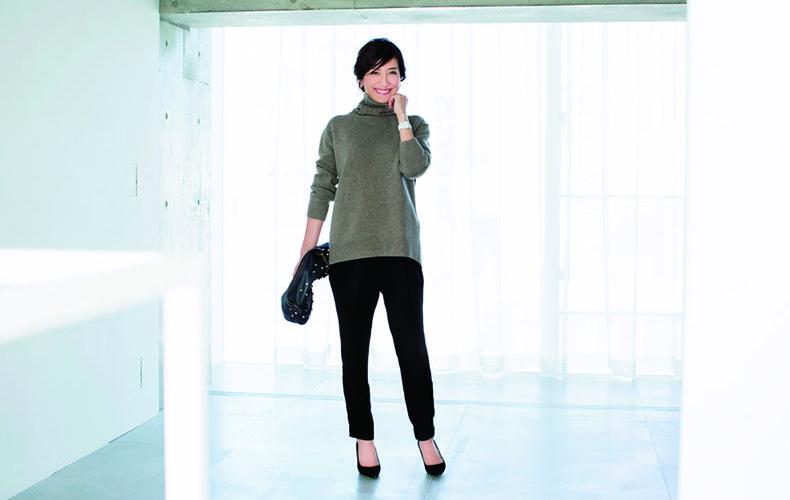 b644df4d47a30 毎シーズン大好評で完売アイテムも続出する、Domani×人気ブランドのコラボ服。その使いやすさをお伝えすべく、「いつもおしゃれ❤ 」と評判の Domani読者10名に私服 ...