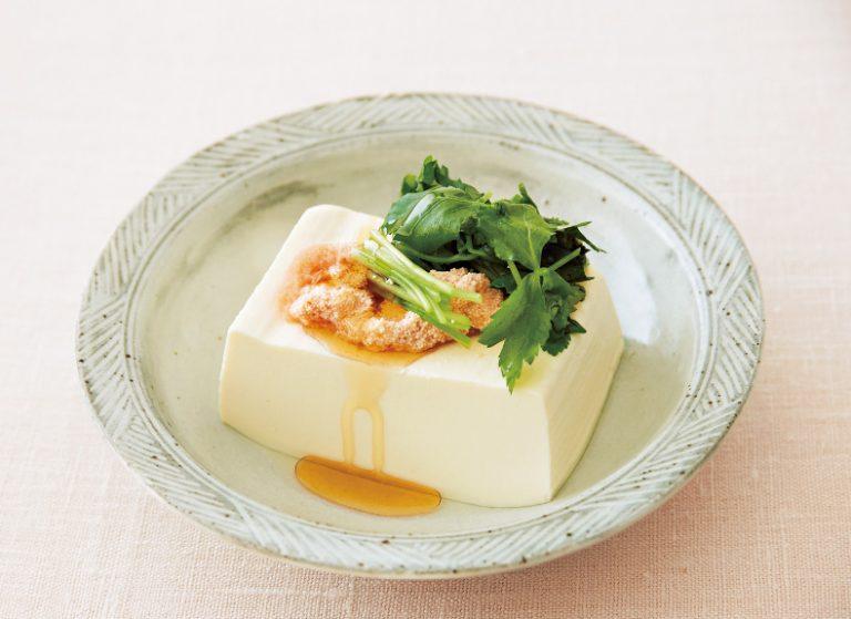 たらこ温豆腐
