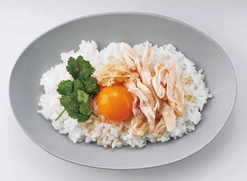 ナンプラーで食べるアジアン風ご飯