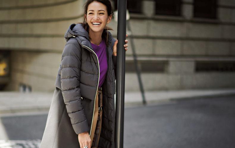 気温7度の服装18選 30代40代女性ファッション Domani