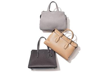 働く女性がきちんと感を重視したい日に持ちたいのはこのバッグ! | Domani