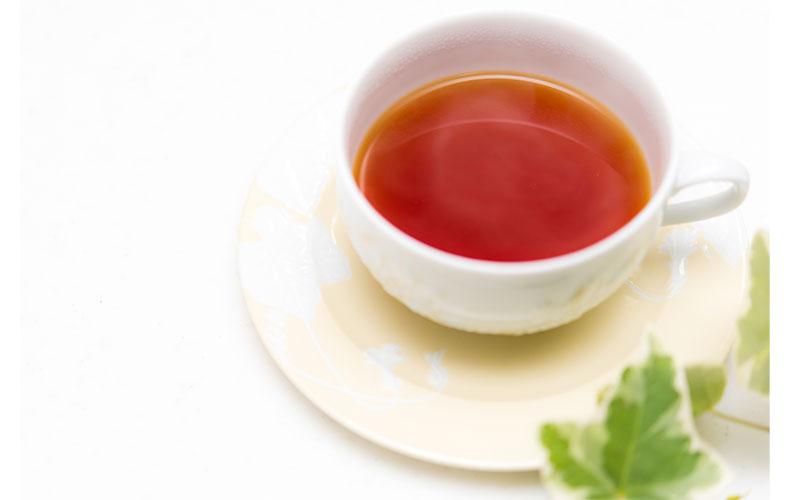 ◆生姜はちみつに足したい紅茶はウィルス対策にもおすすめな飲み物